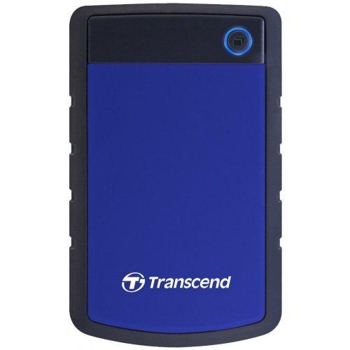 Фото Внешний HDD Transcend StoreJet 25H3B 2TB (TS2TSJ25H3В) Blue