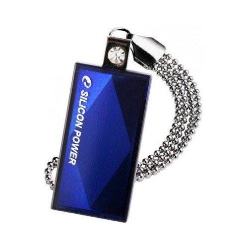 Фото Накопитель Silicon Power Touch 810 16GB Blue (SP016GBUF2810V1B)