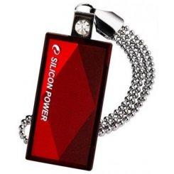 Фото Накопитель Silicon Power Touch 810 8GB Red (SP008GBUF2810V1R)