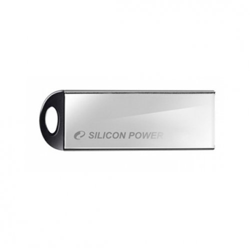 Фото Накопитель Silicon Power Touch 830 16GB Silver (SP016GBUF2830V1S)