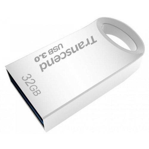 Фото Накопитель Transcend JetFlash 710 USB 3.0 32GB Silver (TS32GJF710S)