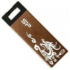 Фото Накопитель Silicon Power Touch 836 4GB Bronze (SP004GBUF2836V1Z)