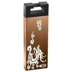 Фото Накопитель Silicon Power Touch 836 8GB Bronze (SP008GBUF2836V1Z)