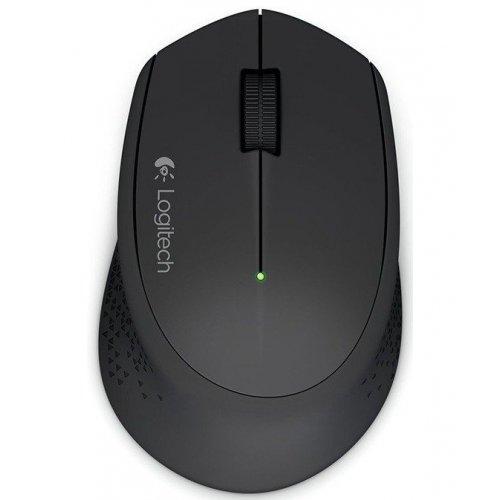 Фото Мышка Logitech Wireless Mouse M280 Black