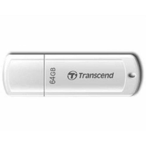 Фото Накопитель Transcend JetFlash 370 64GB White (TS64GJF370)