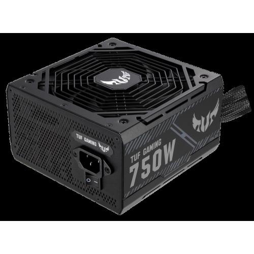 Фото Блок питания Asus TUF Gaming 750W (TUF-GAMING-750B)