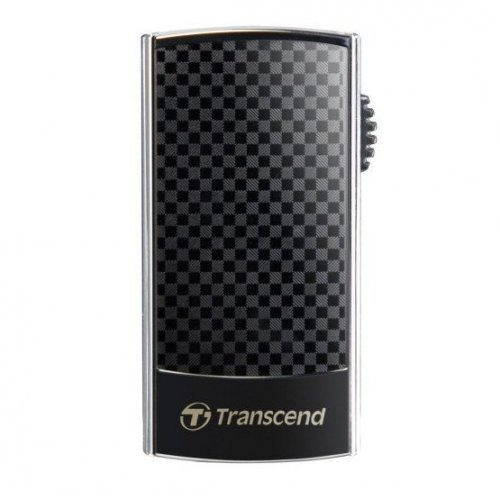 Фото Накопитель Transcend JetFlash 560 16GB Black (TS16GJF560)