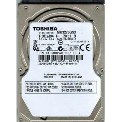 Фото Жесткий диск Toshiba 320GB 8MB 5400RPM 2.5