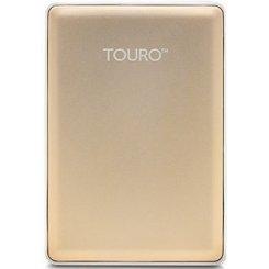 Фото Внешний HDD Hitachi Touro S Mobile 500GB 0S03758 Gold