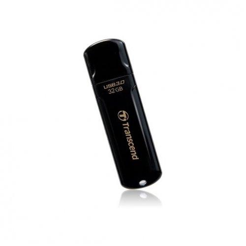 Фото Накопичувач Transcend JetFlash 700 USB 3.0 32GB Black (TS32GJF700)