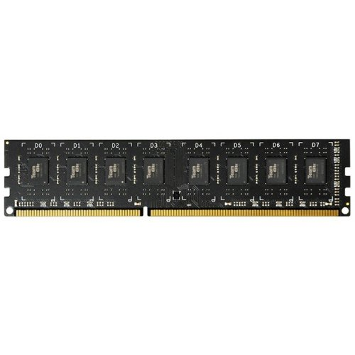Фото ОЗУ Team DDR3 8GB 1600MHz Elite (TED3L8G1600C1101)