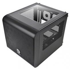 Фото Корпус Thermaltake Core V1 без БП (ITX CA-1B8-00S1WN-00) Black