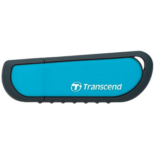 Фото Накопитель Transcend JetFlash V70 32GB Blue (TS32GJFV70)