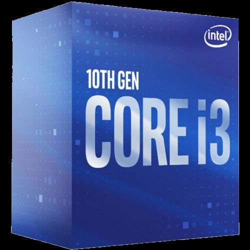 Фото Процесор Intel Core i3-10105F 3.7(4.4)GHz 6MB s1200 Box (BX8070110105F)