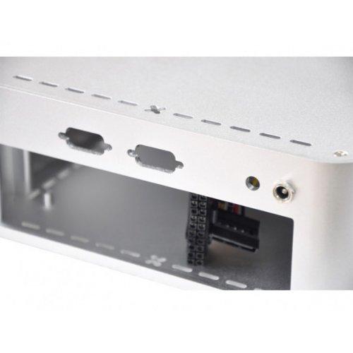 Фото Корпус DTS E-Q5 120W (E-Q5 mini ITX) Silver