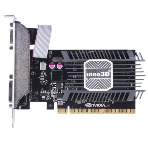 Фото Видеокарта Inno3D GeForce GT 730 1024MB (N730-1SDV-D3BX)