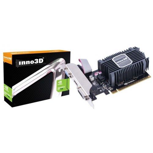 Фото Видеокарта Inno3D GeForce GT 730 2048MB (N730-1SDV-E3BX)