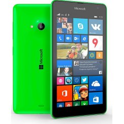 Фото Смартфон Microsoft Lumia 535 Dual Sim Green