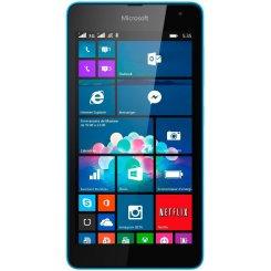 Фото Смартфон Microsoft Lumia 535 Dual Sim Cyan