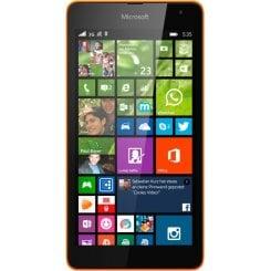 Фото Смартфон Microsoft Lumia 535 Dual Sim Orange