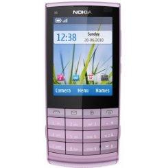 Фото Мобильный телефон Nokia X3-02.5 Touch and Type Lilac