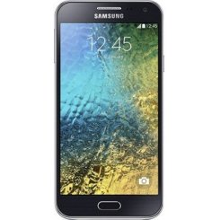 Фото Смартфон Samsung Galaxy E5 Duos E500H Black