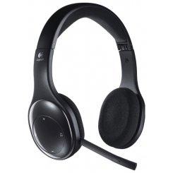 Фото Наушники Logitech H800 Wireless Headset (981-000338) Black
