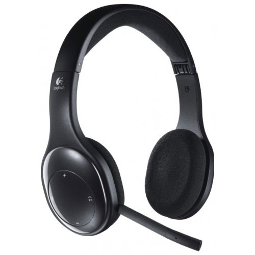 Фото Наушники Logitech H800 Wireless Headset (981-000338) Black