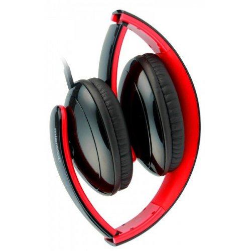 Фото Наушники Microlab K310 Black/Red