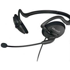 Фото Наушники Microsoft L2 LifeChat LX-2000 (2AA-00010) Black