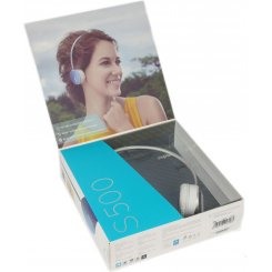 Фото Наушники Rapoo S500 Bluetooth Blue