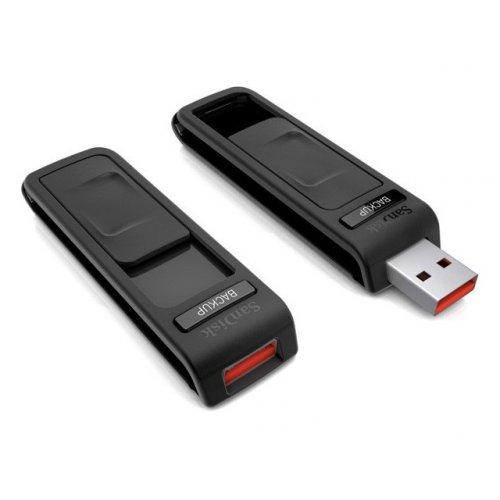 Фото Накопитель SanDisk Cruzer Ultra Backup 16GB