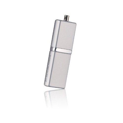 Фото Накопитель Silicon Power LuxMini 710 16GB Silver (SP016GBUF2710V1S)