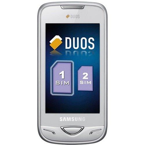 Фото Мобильный телефон Samsung B7722i Duos Pure White