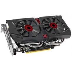 Фото Видеокарта Asus GeForce GTX 960 2048MB (STRIX-GTX960-DC2OC-2GD5)