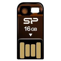 Фото Накопитель Silicon Power Touch T02 16GB Orange (SP016GBUF2T02V1O)