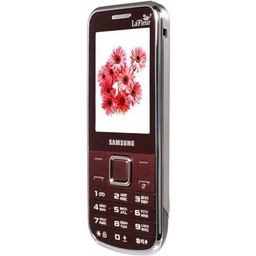 Фото Мобильный телефон Samsung C3530 La Fleur Wine Red
