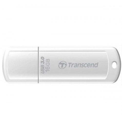Фото Накопитель Transcend JetFlash 370 16GB White (TS16GJF370)