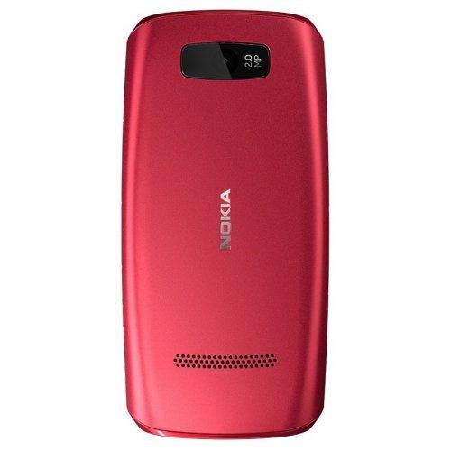 Фото Мобильный телефон Nokia Asha 306 Red
