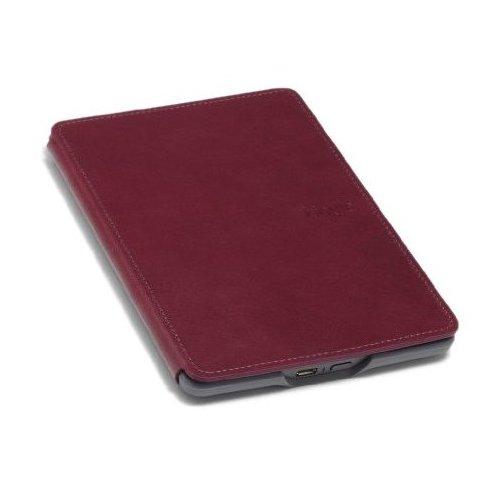 Фото Чехол Обложка Amazon Kindle 4 Leather Cover Wine Purple