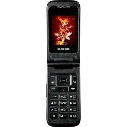 Фото Мобильный телефон Samsung E2530 Black