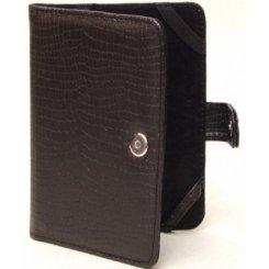 Фото Чехол Обложка GCover для Barnes&Noble Nook Simple Touch Black Snake