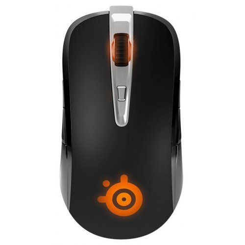 Фото Мышка SteelSeries Sensei Wireless Laser Mouse (62250)