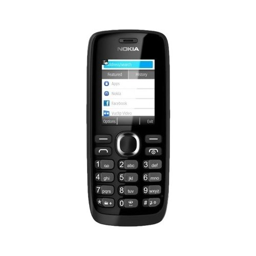 Фото Мобильный телефон Nokia 112 Dark Grey