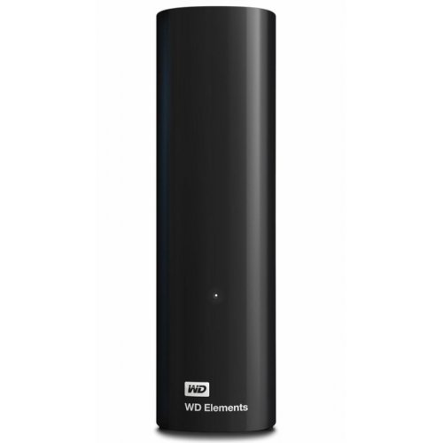 Фото Внешний HDD Western Digital Elements Desktop 3TB WDBWLG0030HBK-EESN Black