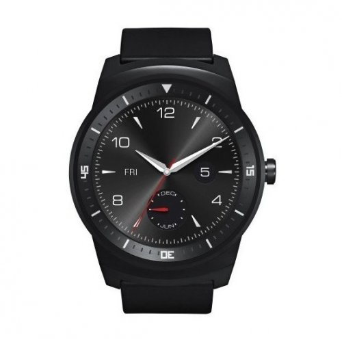 Фото Умные часы LG G Watch R W110 Black