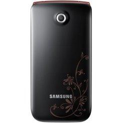 Фото Мобильный телефон Samsung E2530 Scarlet Red