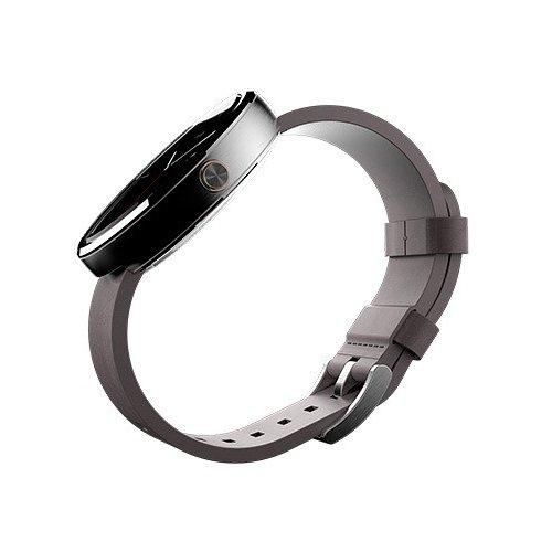 Фото Умные часы Motorola Moto 360 Stone Leather Natural