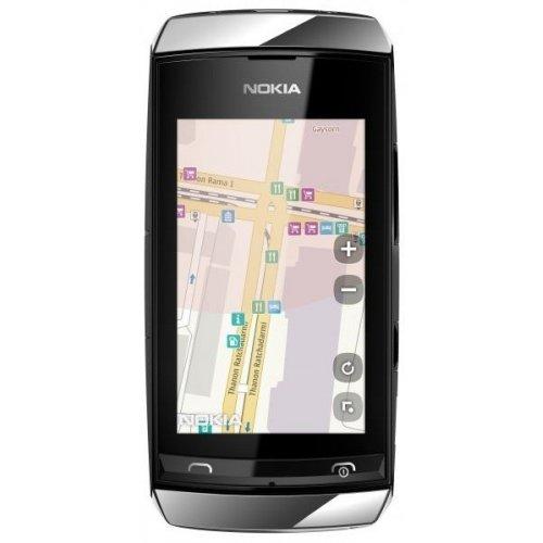 Фото Мобильный телефон Nokia Asha 305 Silver White