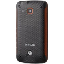 Фото Смартфон Samsung Galaxy xCover S5690 Black Orange